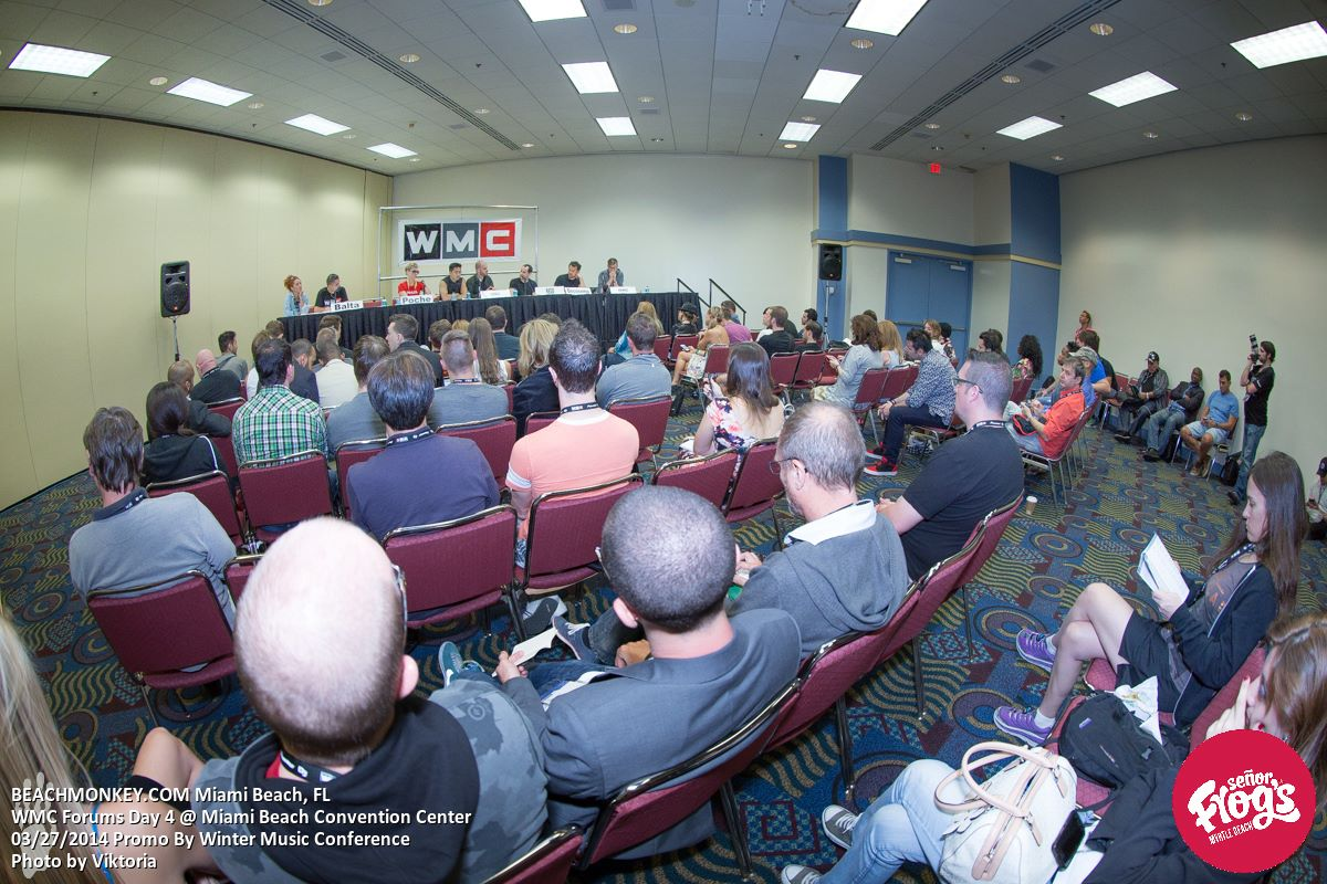 Roger Balta - Miami - Winter Music Conference - radio1