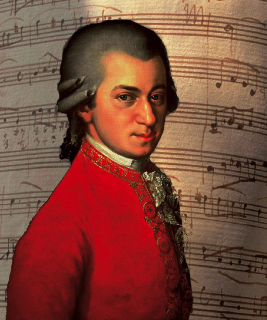 Mozart Channel - Classic music and opera for your ears 24 hours. Press Play!