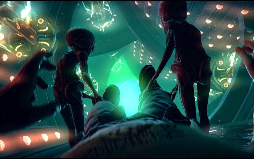 - Alien - Dark matter - Conspiracy -