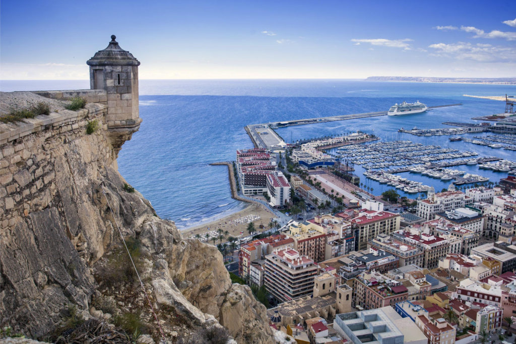 Beaches in Alicante - Spain - Holidays in Spain - Alicante