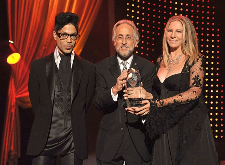 Neil Portnow, present Barbra Streisand - Prince in Grammy Awards - Prince died - Prince Rogers Nelson - Prince - Celebrating the music of Prince - Plexus - Radio1 - Plexus Radio
