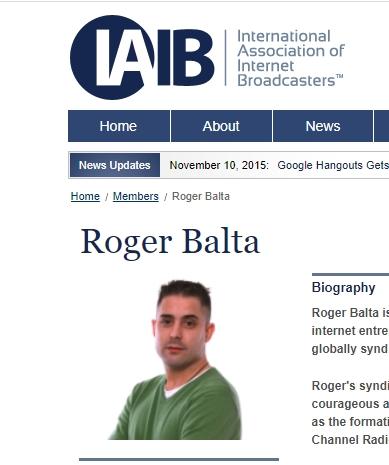 Roger Balta