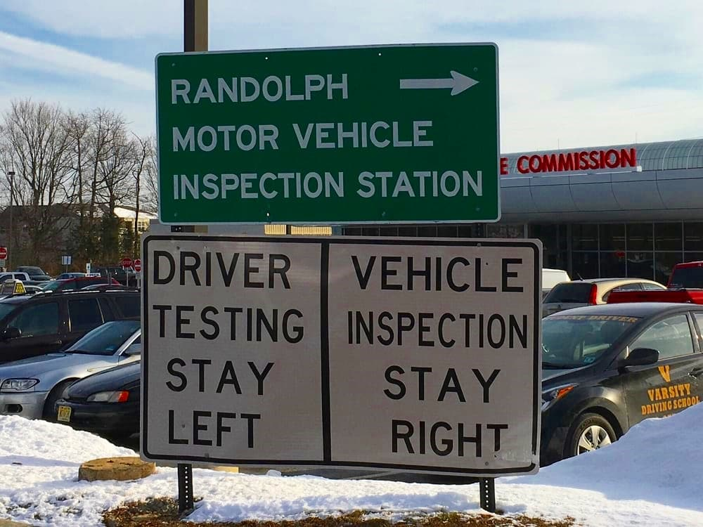 Line Up for Inspection - dmv new jersey - dmv new jersey locations - dmv new jersey inspection - dmv new jersey car inspection - dmv - new jersey dmv locations, dmv new jersey offices, dmv new jersey test, dmv new jersey hours