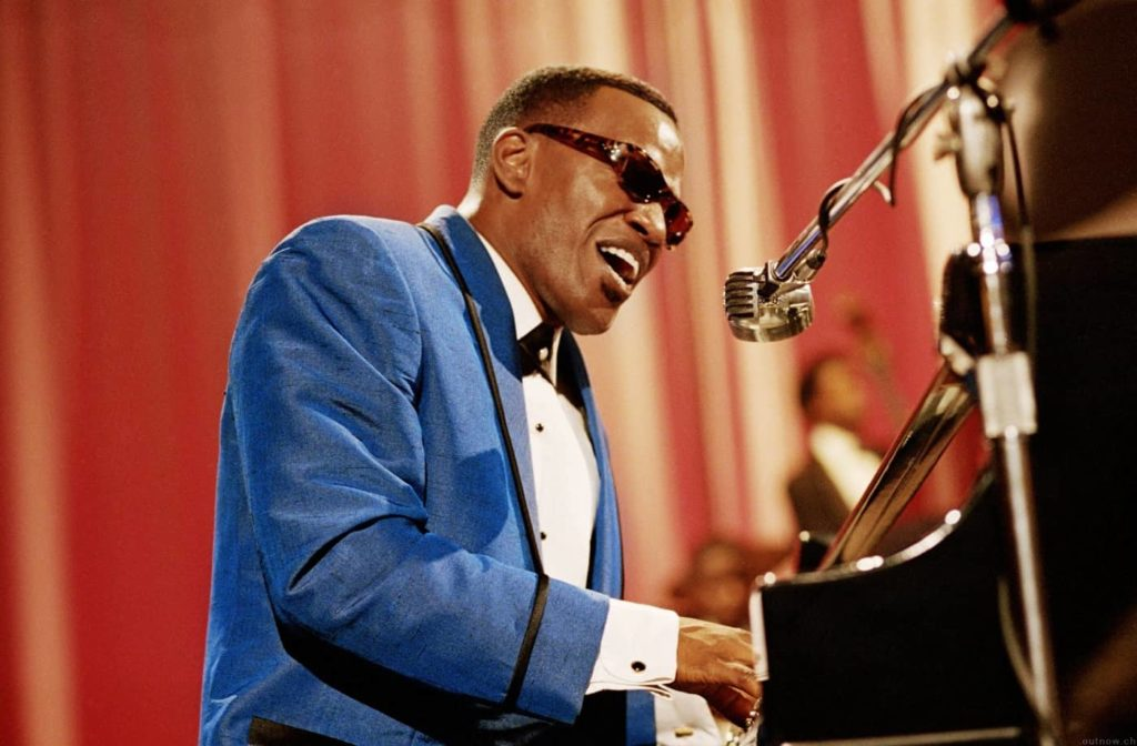 Top 10 Ray Charles Hits -ray-charles-piano- Ray Charles songs - top ten ray charles albums - best ray charles albums - ray charles best songs
