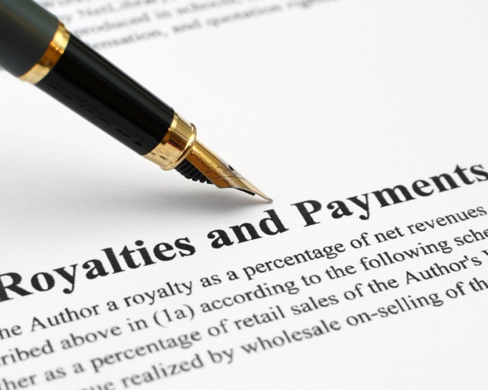 Royalties - Unites States