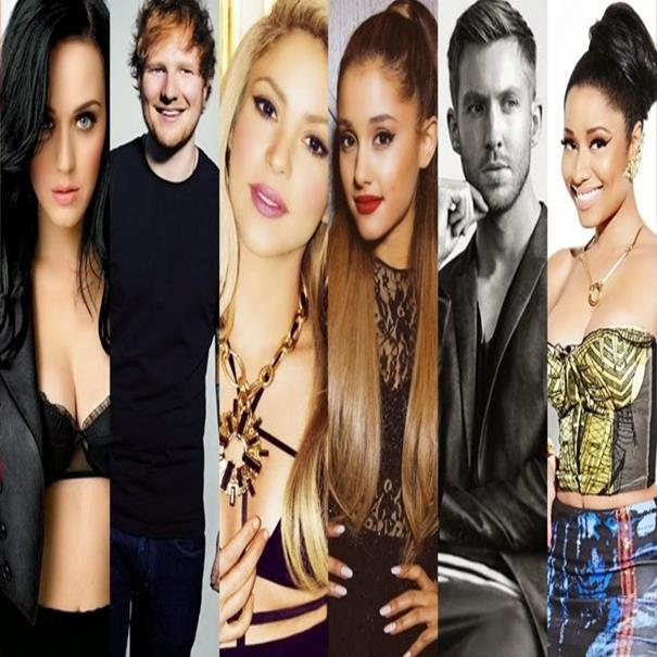Hot Hits Top40 Channel -
